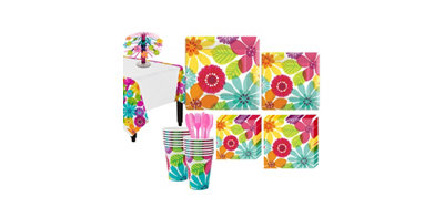 Day In Paradise Deluxe Party Kit