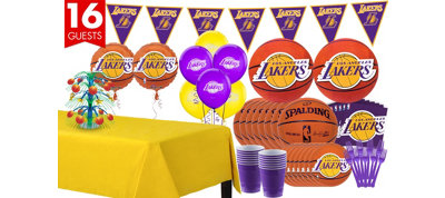 Los Angeles Lakers Super Party Kit