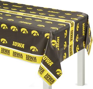 Iowa Hawkeyes Table Cover