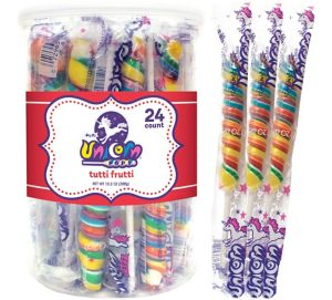 Mini Unicorn Pops 24ct