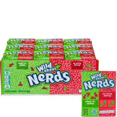 Wonka Cherry Watermelon Sour Nerds 36ct
