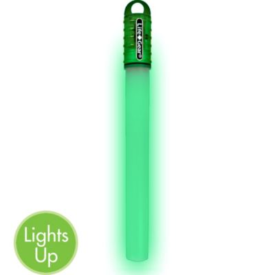 Green Glow Stick & Flasher