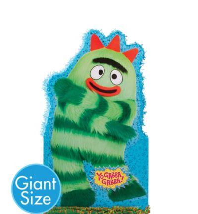 Giant Yo Gabba Gabba! Pinata