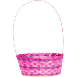 Pink & Purple Easter Basket