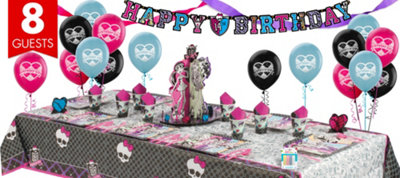 Monster High Super Party Kit for 8 Guests