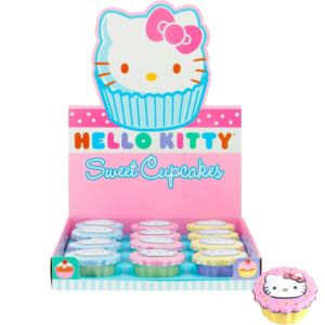 Hello Kitty Sweet Cupcakes 12ct