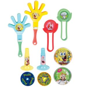 SpongeBob Favor Pack 100pc