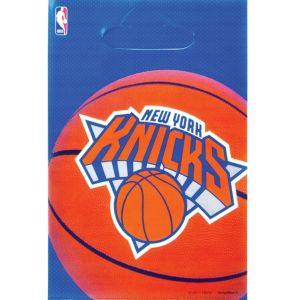 New York Knicks Favor Bags 8ct