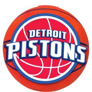 Detroit Pistons Cutout
