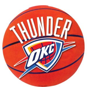 Oklahoma City Thunder Cutout