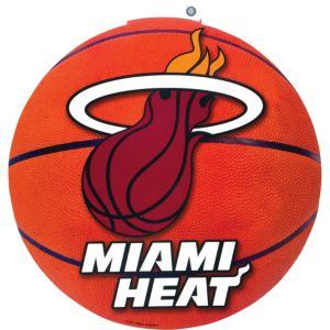 Miami Heat Cutout