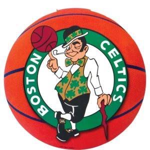 Boston Celtics Cutout