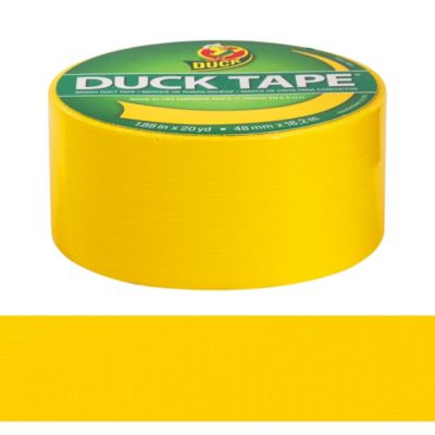 Yellow Duck Tape