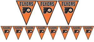 Philadelphia Flyers Pennant Banner