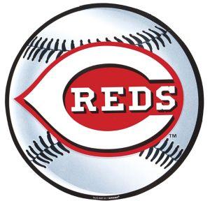 Cincinnati Reds Cutout