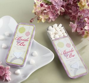 Bride to Be Mint Tin with Candy