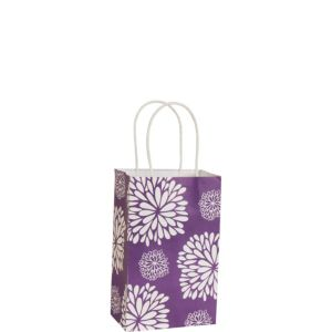Purple Mum Mini Gift Bag