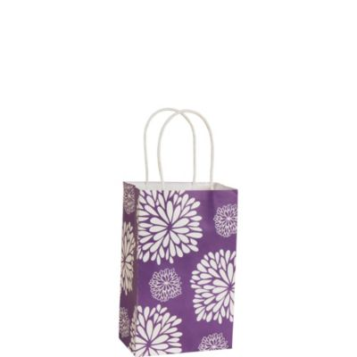 Purple Mum Mini Gift Bag