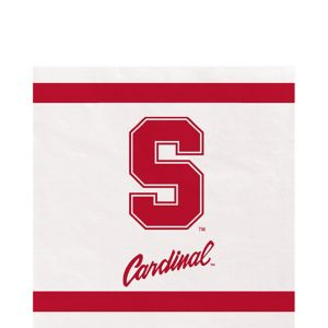 Stanford Cardinal Lunch Napkins 20ct