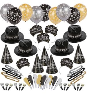 Kit For 100 - Ballroom Bash New Years Party Kit