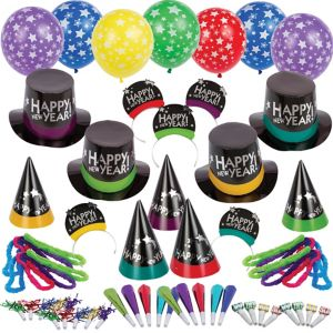 Kit For 100 - Not So Simply Stated New Years Party Kit