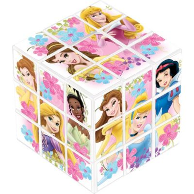 Disney Princess Puzzle Cube