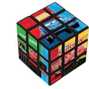Cars Puzzle Cube