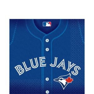 Toronto Blue Jays Lunch Napkins 36ct