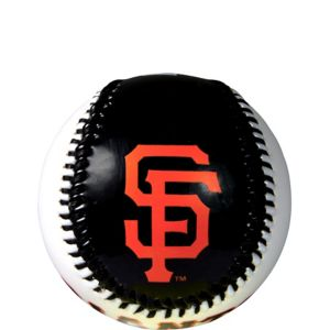 San Francisco Giants Soft Strike Baseball