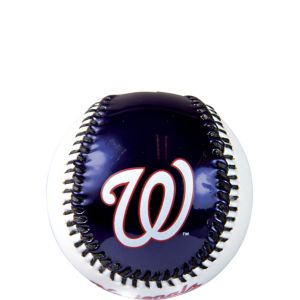 Washington Nationals Soft Strike Baseball