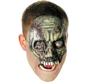 Adult Chinless Zombie Mask