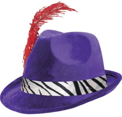Flashy Fedora Hat