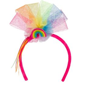 Rainbow Fairy Headpiece