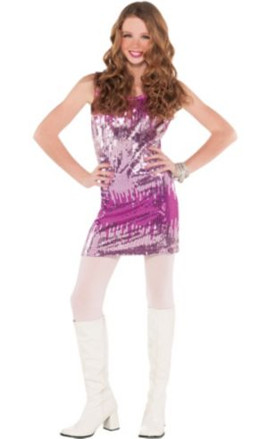 Girls Freakin' Fabulous Star Dress