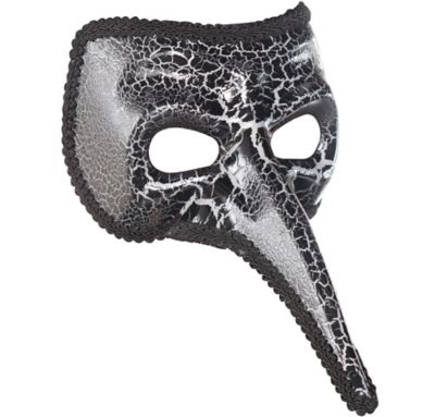 Venetian Long Nose Fiend Mask