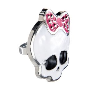 Monster High Skullette Ring