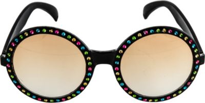 70s Rhinestone Glasses