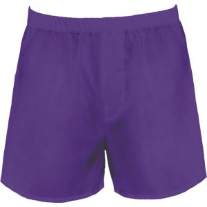 Purple Boxer Shorts