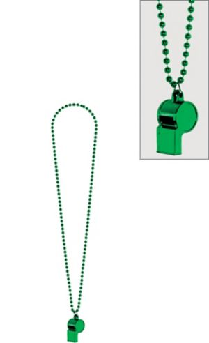 Green Whistle Necklace
