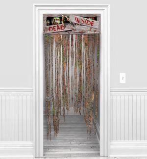 Zombie Door Curtain