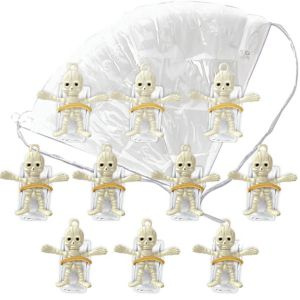 Skeleton Paratroopers 10ct