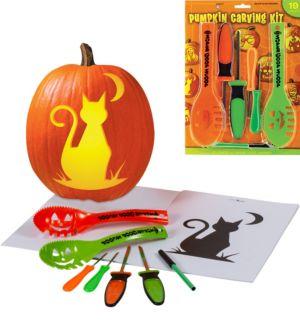 Pumpkin Carving Kit 19pc