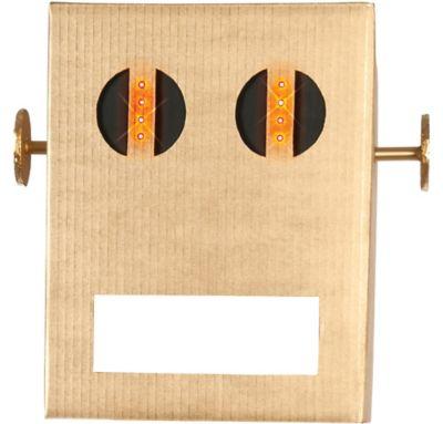 Deluxe LMFAO Robot Pete Headpiece