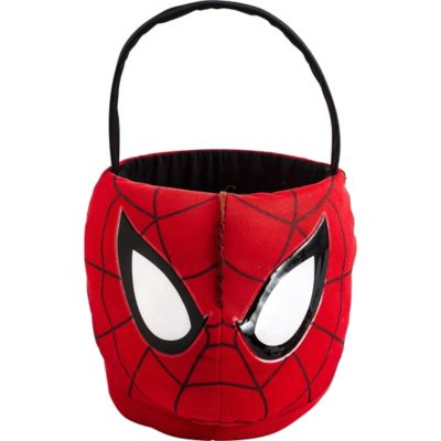 Spiderman Treat Bucket