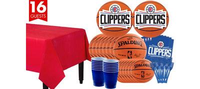 Los Angeles Clippers Basic Fan Kit