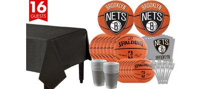 Brooklyn Nets Basic Fan Kit