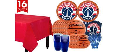 Washington Wizards Basic Fan Kit