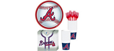 Atlanta Braves Basic Fan Kit
