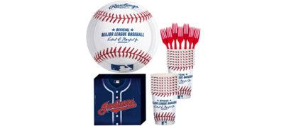 Cleveland Indians Basic Fan Kit