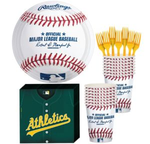 Oakland Athletics Basic Fan Kit
